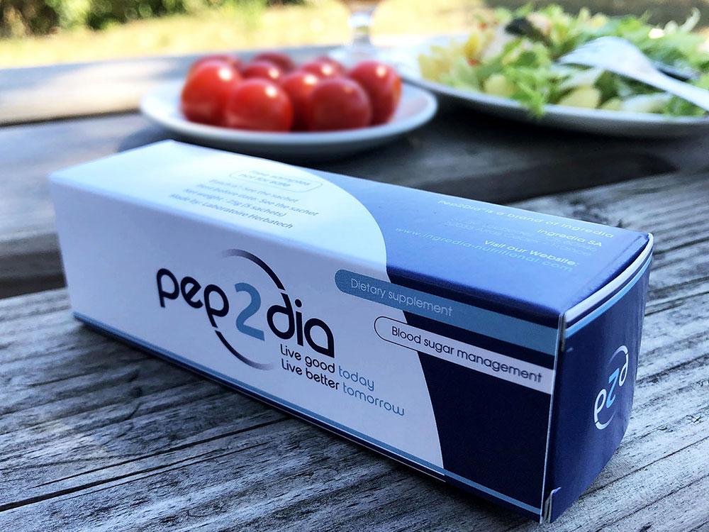 Patented - Pep2Dia® Bioactive