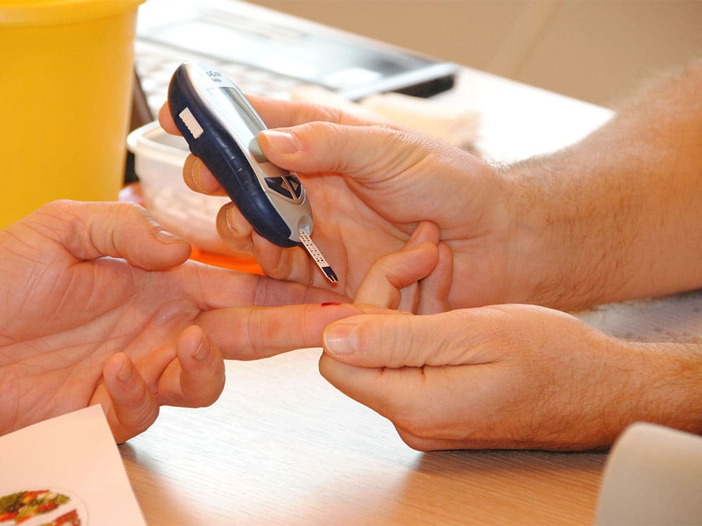 What is the difference between diabetes and prediabetes?